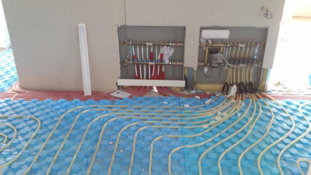 instalatie electrica incalzire podea